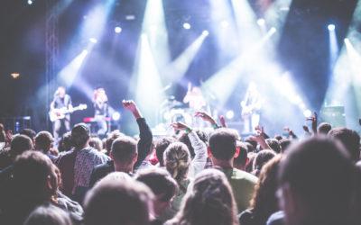 Hva slags låter bør du starte konserten med?
