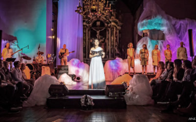 Konsertforestillinga «En reise mot håp»
